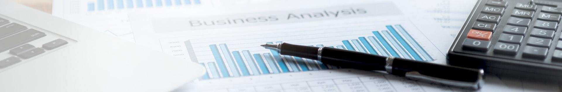 Analityka biznesowa - banner